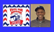 Local Janitor Up for Nationwide Award - Local Votes Can Help!