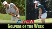 2 UAB Students Are Conference Golfers of the Week