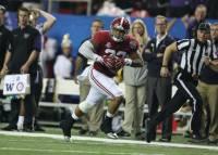 Big efforts by Scarbrough, Alabama defense lead No. 1 Crimson Tide back to national title game (via Crimson Magazine)