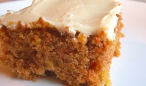 Great recipes: Super Moist Carrot Pineapple Cake