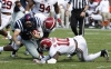 No. 1 Tide snaps Rebel streak by holding on in wild 48-43 shootout (via Crimson Magazine)