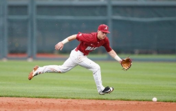 Crimson Tide baseball team blanked 8-0 by UAB Blazers at Regions Field