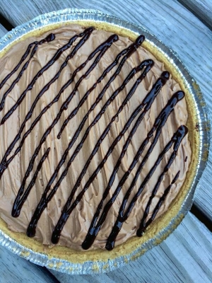 Sweet Treat: Crowd Pleasing Chocolate Mousse Pie