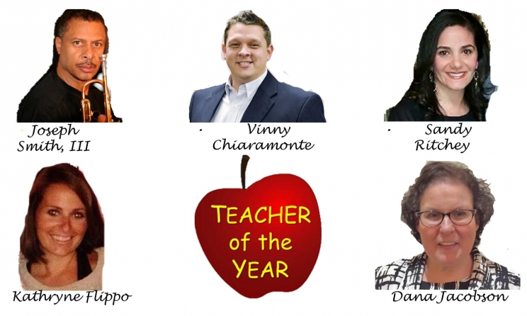 Birmingham Teachers Finalists for 2016 Teacher of the Year