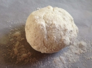 Magic 2 Ingredient Pizza Dough