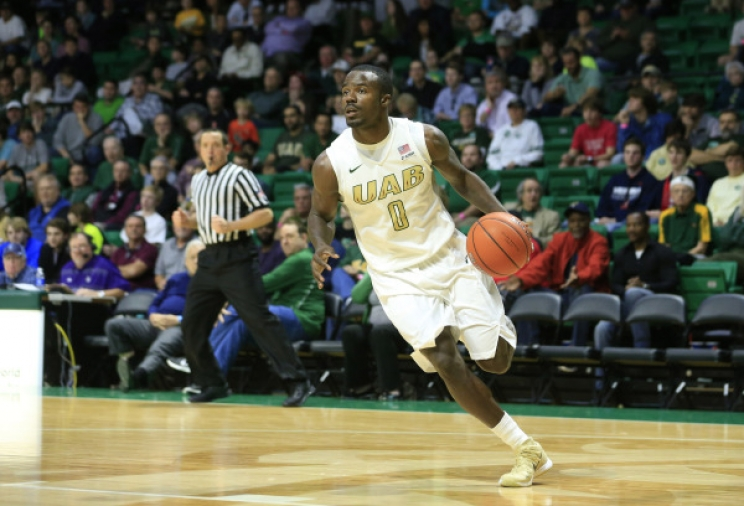 UAB Men's Basketball Wins with a Big Second Half Comeback