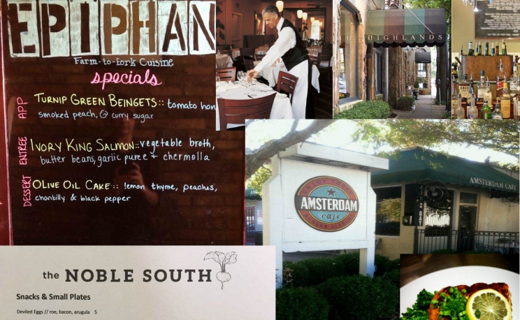 Five of the Best Farm-to-Table Restaurants in Alabama