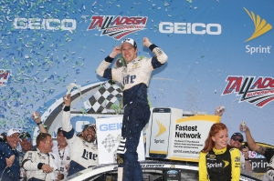 Brad Keselowski Wins GEICO 500 at Talladega Superspeedway