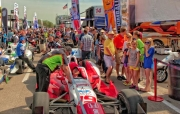 Kids Can Get Up Close to the Indy Cars at Barber Motosports Event