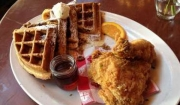 FIVE's brunch offers area diners a fresh, hip Sunday dining experience in Birmingham's Lakeview District.