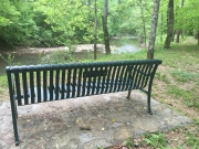 Walking the Trail at Mountain Brook's Jemison Park...in 30 seconds